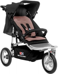 avis poussette Shop'N Jogg Disc II red castle