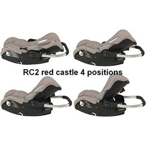 avis poussette Shop'N Jogg Disc II red castle 4 positions