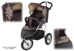 style buggy Knorr-Baby
