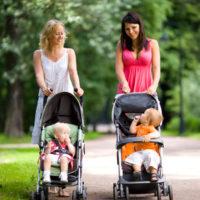 meilleure poussette canne promener son bébé