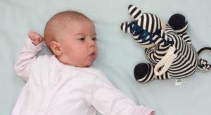A quoi s'attendre avec son bébé à 1 mois